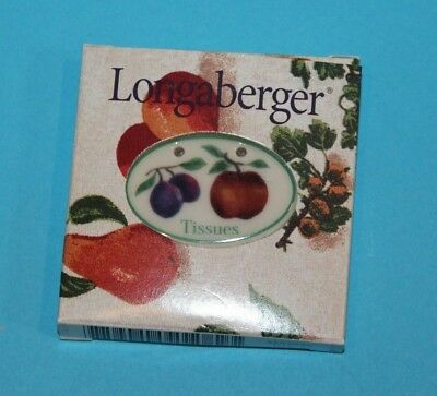 Longaberger Tissues Tie-On 3562930