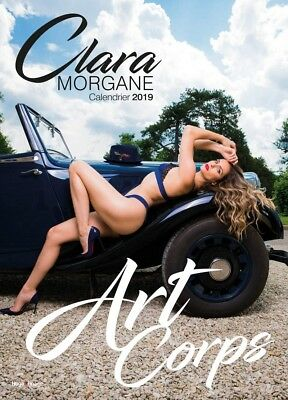Calendrier Mural Clara Morgane 2019 Best Of Calendrier Star Sexy Charme Neuf