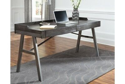 Raventown Home Office Desk Writing Desk With Drawers Ashley