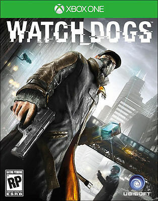 Watch Dogs - Microsoft Xbox One Game - Complete