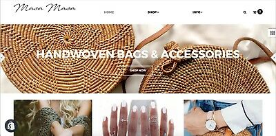 Online Bags/Jewelry Business For Sale - Make over $500week From Home