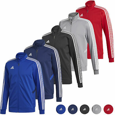 Mens Adidas Tiro19 Training Track Jacket - All Colors & Sizes