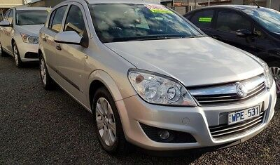 95,954 LOW KMS Holden Astra Auto Roadworthy Reg 2019 2008 Automatic Hatch 1.8