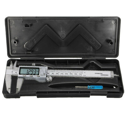 Box Case for 150mm 6 inch Stainless Electronic Vernier Caliper Micrometer