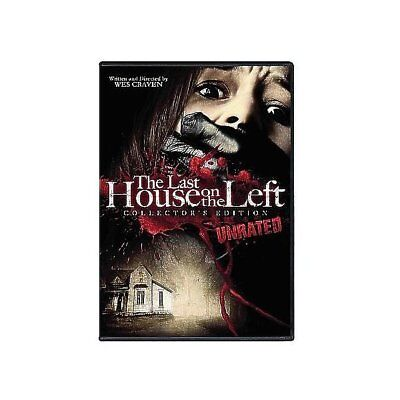 The Last House On The Left, Excelente DVD,Sandra Cassel, Lucy Grantham, David He