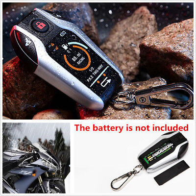PKE Two Way Motorbike Anti-theft System  Waterproof Lock&Unlock Automatically