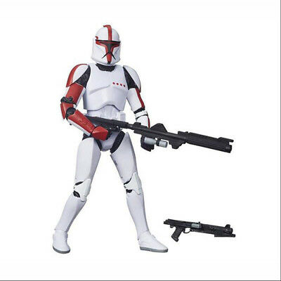 """6"""" New Star Wars the Black Series #13 Clone Troopers Captain Collect Figure Gift"""