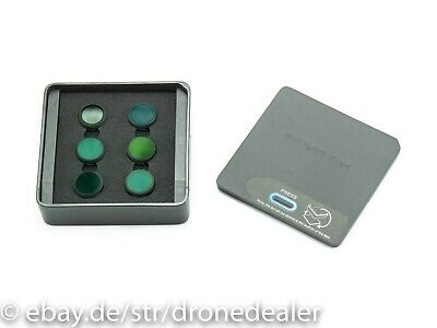 PGYTECH - DJI Mavic Air - Filter Set (UV, ND4, ND8, ND16, ND32, CPL)