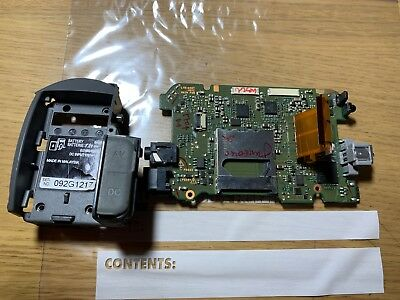 Jvc Gz-Mg132 Camcorder Motherboard Replacement Part