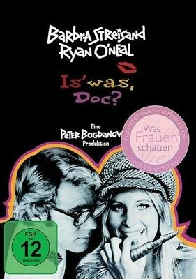 Is was, Doc? Was Frauen schauen Peter Bogdanovich DVD Deutsch 1972