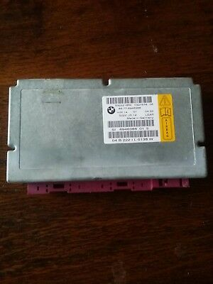 BMW E65 E66 E67 ECU, airbag with gateway module