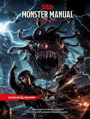 MONSTER MANUAL by Wizards RPG Team 2014 EB00K