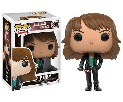 FUNKO POP 398  TV Ash vs Evil Ruby Knowby