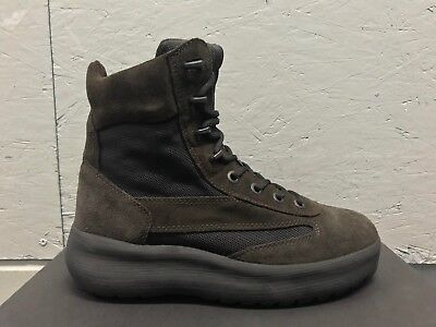 92eb741e60a46 KANYE WEST YEEZY SEASON 5 MILITARY BOOT BROWN OIL 40-44 7-11 boost ...