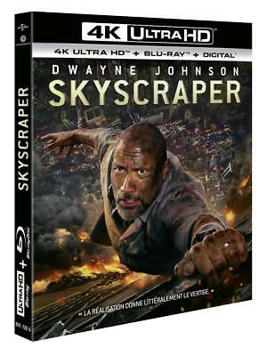 4K + Blu Ray + Digital  * Skyscraper *