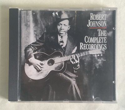Robert Johnson The Complete Recordings Disc Two Only CD 1990 Columbia