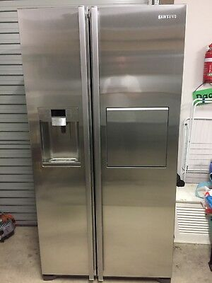 Samsung Fridge Srs684gdhss 684l Side By Side Ice And Water 14900