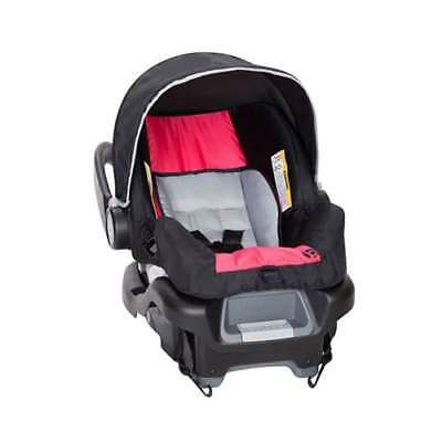 Baby Trend Ally 35 Rear Facing Infant Car Seat, Optic Pink (Open Box)