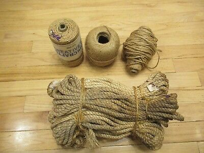 Mixed Crafts Rope and Twine