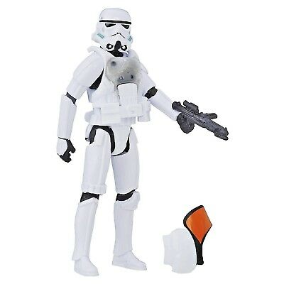 2016 Disney Hasbro Star Wars Rogue One Imperial Stormtrooper Jedi Figure Force