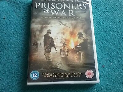 prisoners of war dvd new and sealed freepost