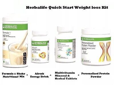 HERBALIFE Quick Start Weight Loss Program Kit ( Fast Delivery)