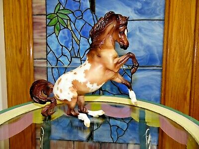BREYER HORSE SR Starlet Appaloosa Pony Connemara Mare Collectors Club  Special
