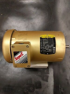 Vem3546  1 Hp, 1760 Rpm Baldor Electric Motor 56C Tefc