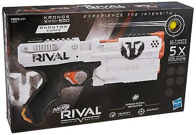 Nerf Kronos XVIII-500 - Perfect for Cosplay -- Awesome for Kids --- Great gun!!!