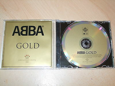 ABBA - Gold (The Best Of)(CD) 19 Greatest Hits - Nr Mint - Fast Postage