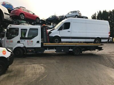 RECOVERY TRUCK RENAULT TRUCK CREW CAB BREAKDOWN RECOVERY TRUCK FOR SALE 2009 ful