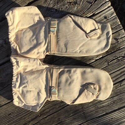 US Military Arctic Mitten Set ECW Extreme Cold Weather Gloves, Arctic Camo