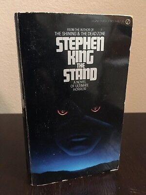 Stephen King The Stand TRUE First Edition $2.95 SIGNET