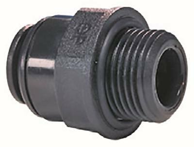 """John Guest Rohrsteckverbinder Straight 3/8 """" Bsp Pipe Connection Ø12mm"""