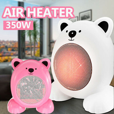 Portable Mini Electric Air Heater Room Office Hand Foot Body Warm Hot Air Blower