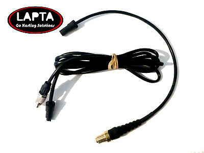 Water Temperature Sensor with Patch Lead-Kart Rotax Temp For Mychron 4 And 5