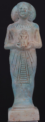 Egyptian stone of Statue 10,1 cm.