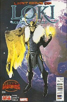 Loki: Agent of Asgard Nr. 14, Neuware, new