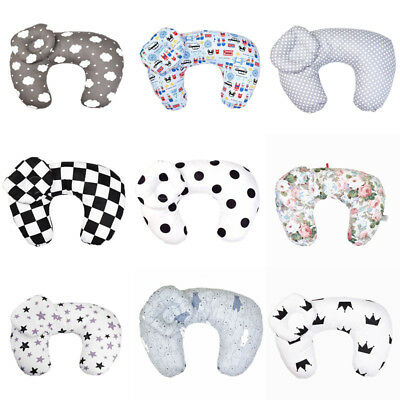 Baby Nursing Pillow U-Shape Cotton Breastfeeding Comfy Soft