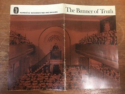 The Banner of Truth magazine, Issue 062 November 1968