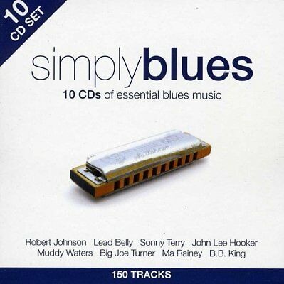 Simply Blues [CD]