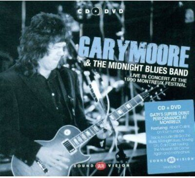 Gary Moore - Live At Montreux 1990 [CD  DVD]