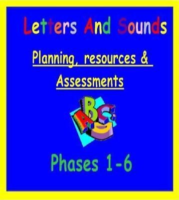 Letters and Sounds Phonics Lesson Plans & Resources!