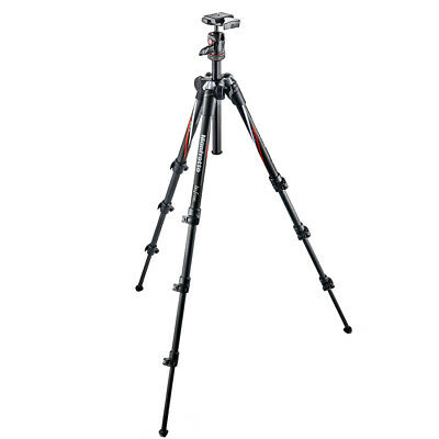 Manfrotto MKBFRC4-BH BeFree Carbon Fiber Tripod