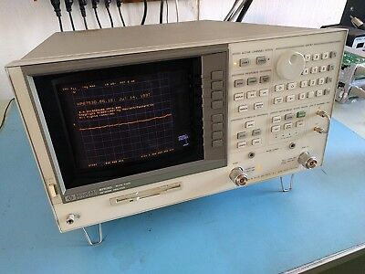 HP 8753d 30kHz - 6GHz Vector Network Analyzer opt 006 (Guaranteed)