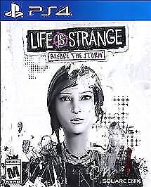 Life Is Strange: Before the Storm (Sony PlayStation 4, 2018) PS4 NEW