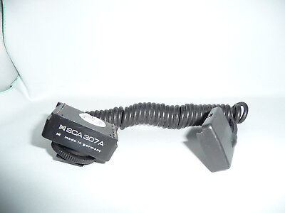 Metz SCA 307A module extension Cord SCA 300 Series Flashes Germany EX+