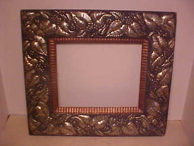 Stunning Antique Victorian Picture Frame Aesthetic Movement