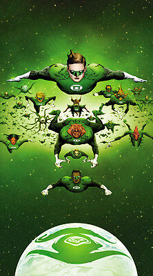 GREEN LANTERN #3 - Jae Lee Variant - NM - DC Comics - Presale 01/09