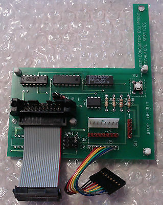 Semiconductor Equipment Technical Services SETS RMSW M 001 Interruptor Remoto